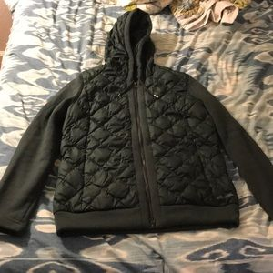 NWOT Eddie Bauer Swiss Model Down Jacket